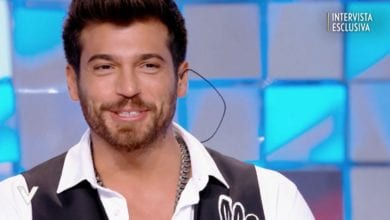 Can Yaman nuova serie tv su canale 5: The Wrong