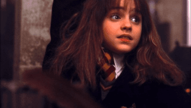 Emma Watson in Harry Potter