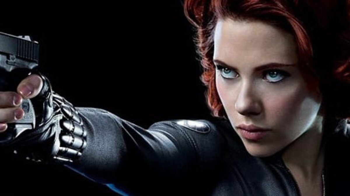 Black Widow film Marvel
