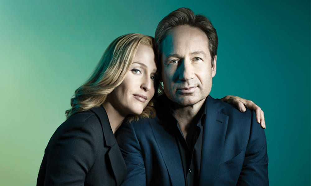 X Files serie Amazon Prime Video