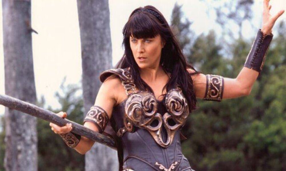 Xena serie Amazon Prime Video