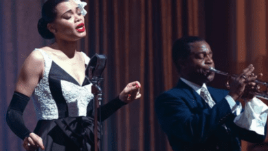Prada lavora ai costumi del film Billie Holiday